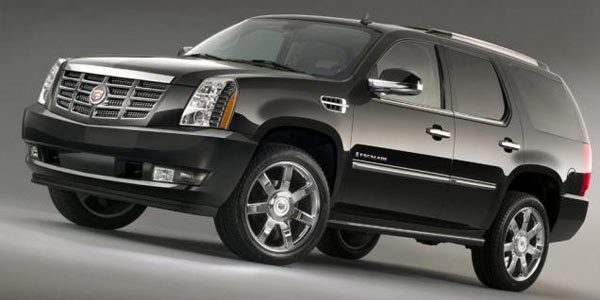 escalade Fleet of Elite Limos